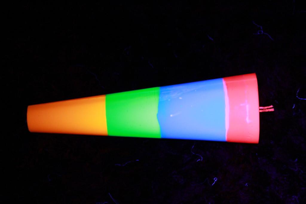 UV Rainbow